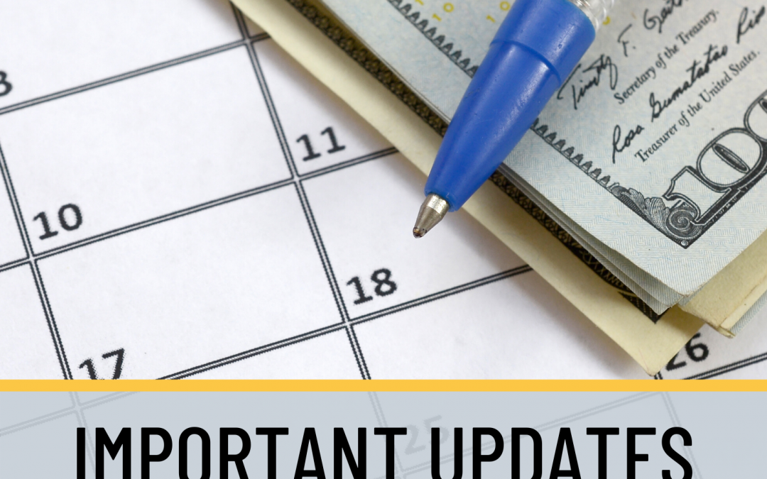Good News! A New Scheduler & Postponed Pricing Changes