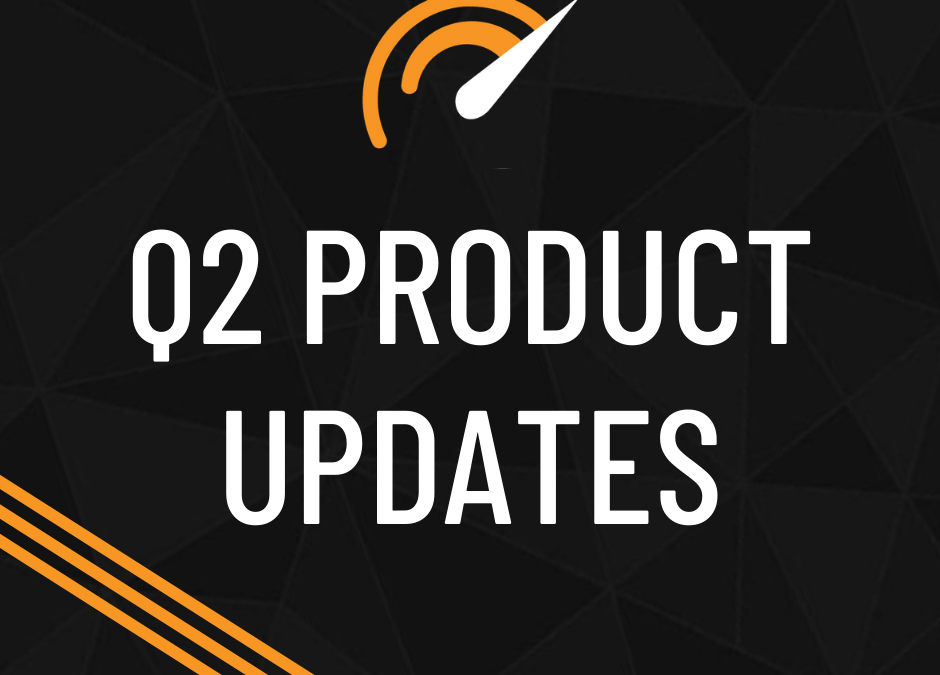 Quarterly Product Update