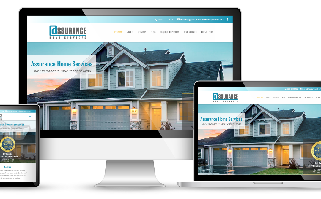 Creating the Best Home Inspector Website