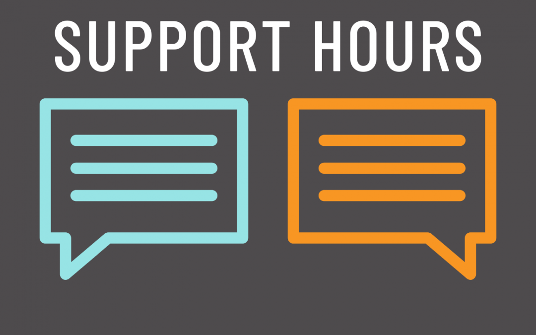 We're Extending Our Support Hours!