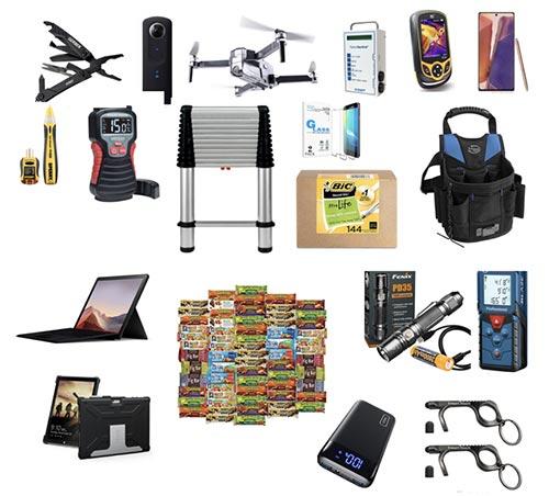 HomeGauge Prizes
