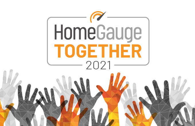 HomeGauge TOGETHER Spring 2021 Wrap-up: Recordings Available