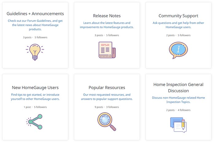 Announcing the HomeGauge Community Forum!
